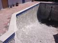 Pool Remodel & Repair - During Remodel