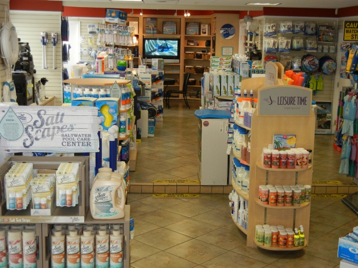 Pool Supplies & Spa Supplies