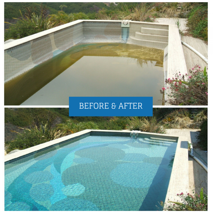 Rancho Pool Service Pool Maintenance